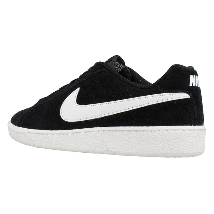 Nike Court Royale Suede Black White 819802 011 in 2019 Nike