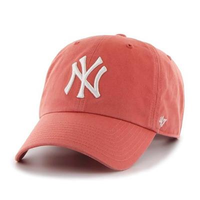 47 Brand New York Yankees Cap B-RGW17GWS-IR