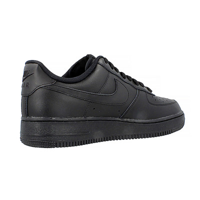 """Nike Air Force 1 low '07 """"All Black"""" 315122-001"""