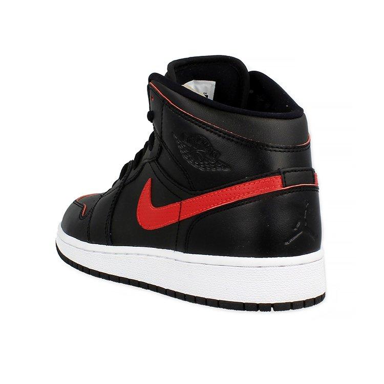 Buty Air Jordan 1 Mid 554725 009 # 40