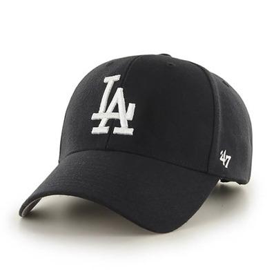 Czapka 47 Brand Los Angeles Dodgers B-MVP12WBV-BKW