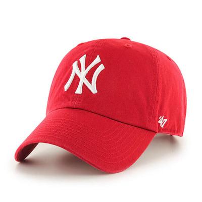 Czapka 47 Brand New York Yankees B-RGW17GWS-RD